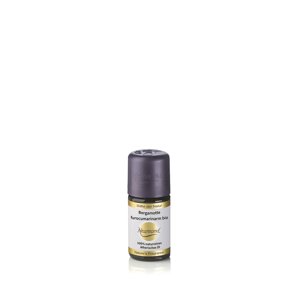 Bergamotte bio furocumarinarm, 5ml