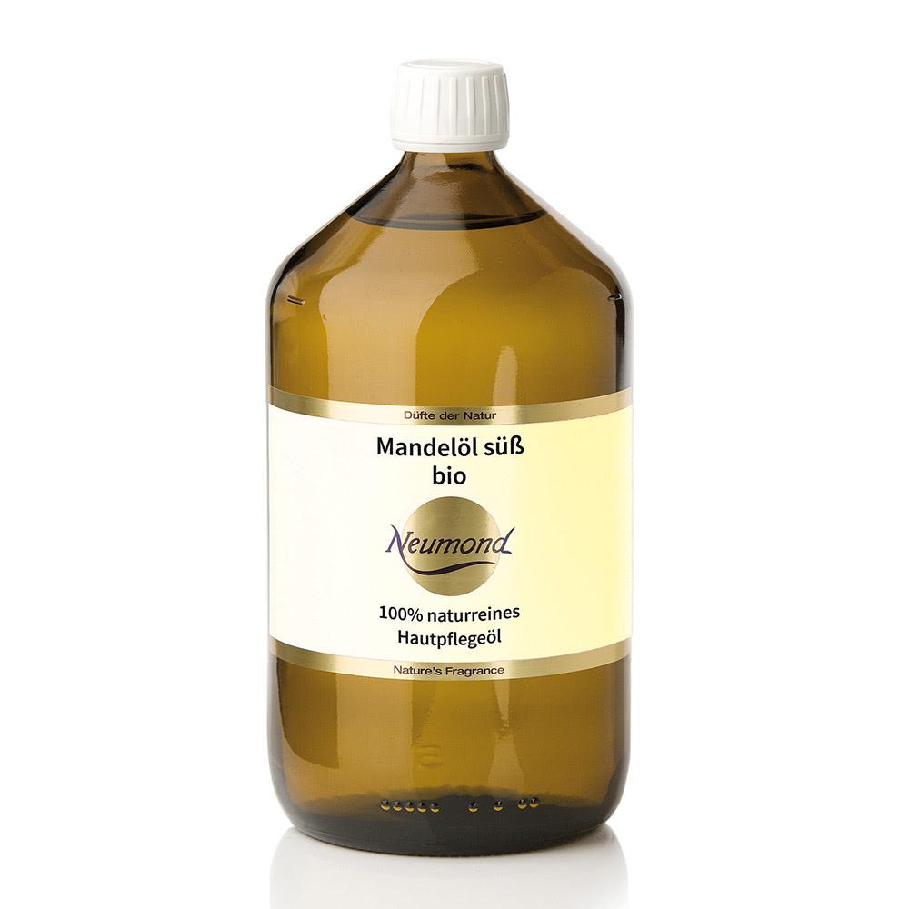 Mandelöl süß bio, 1000ml