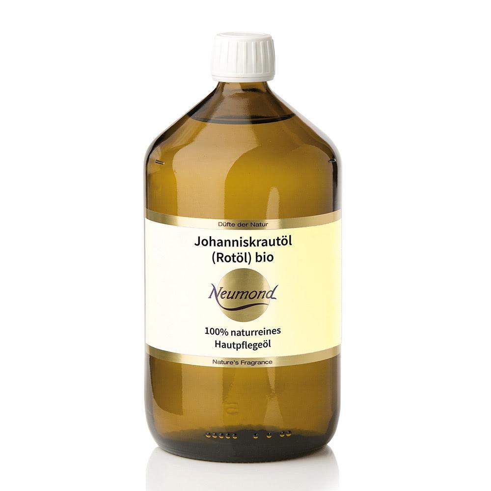 Johanniskrautöl (Rotöl) bio, 1000ml