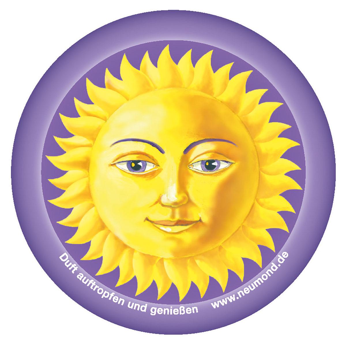 Duft-Vlies Sonne mit Kordel, 10er-Pack, 1Pk.