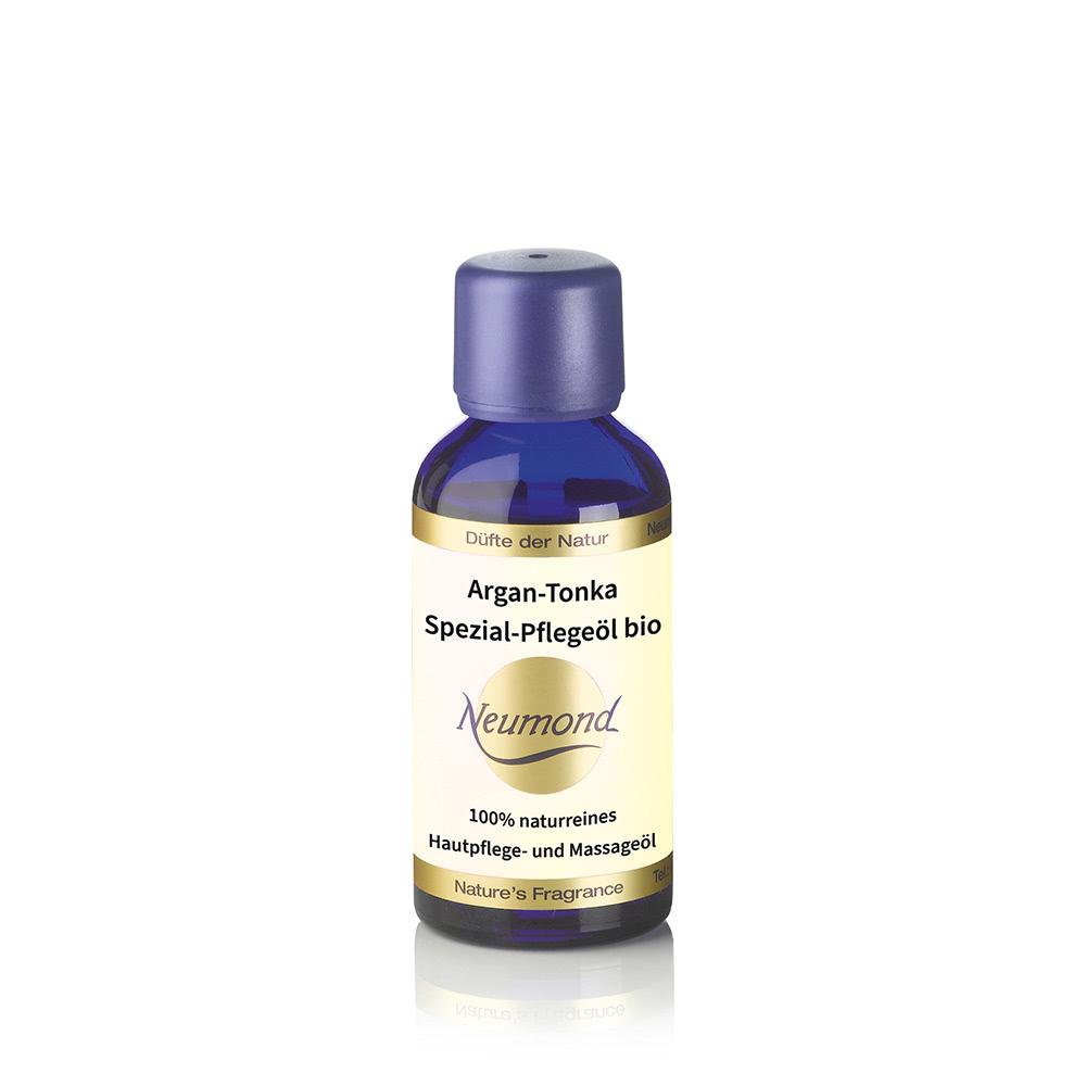 Argan-Tonka Hautpflegeöl bio, 50ml