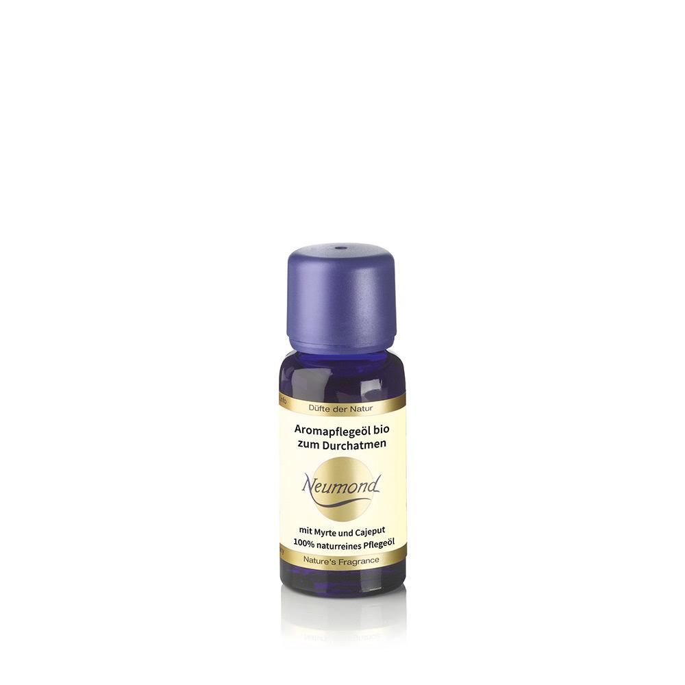 Aromapflegeöl bio zum Durchatmen, 20ml
