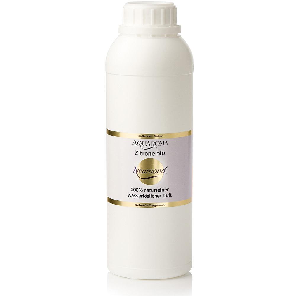 AQUAROMA Zitrone bio - Großmenge, 1000ml
